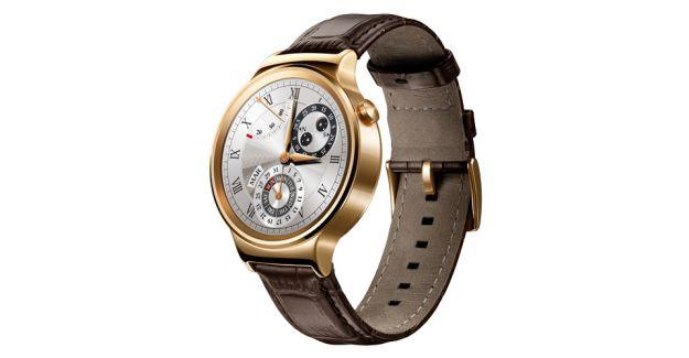 Huawei Watch oro