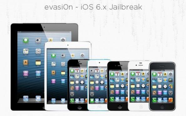 Jailbreak ios 6.1 evasi0n