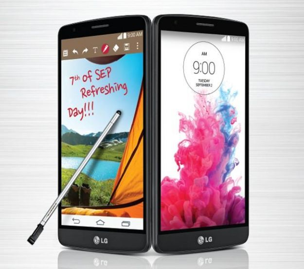 LG G4 Stylus, la sfida low-cost ai Galaxy Note