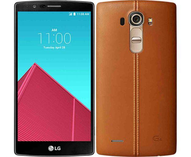 LG G4 scheda tecnica