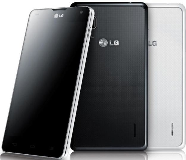 LG Optimus G Pro colori