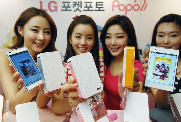 LG Pocket Photo, la stampante per smartphone Android [VIDEO]