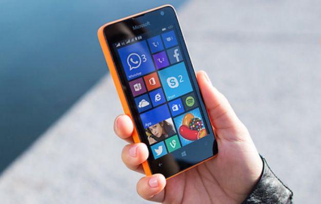 Microsoft Lumia 430, ultra low-cost con dual SIM