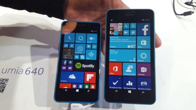 Lumia 640 uscita in Italia