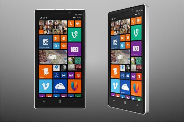 Microsoft Lumia 940 XL con scanner dell'iride?