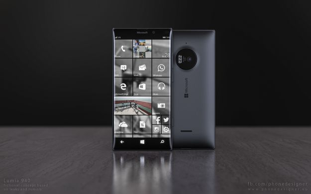 Il Microsoft Lumia 940 che tutti vorrebbero