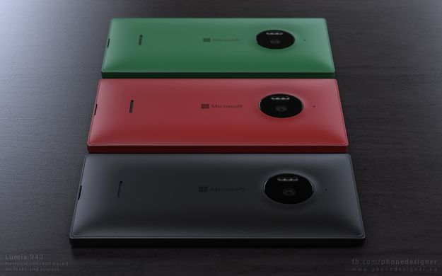 Lumia 940 rumor