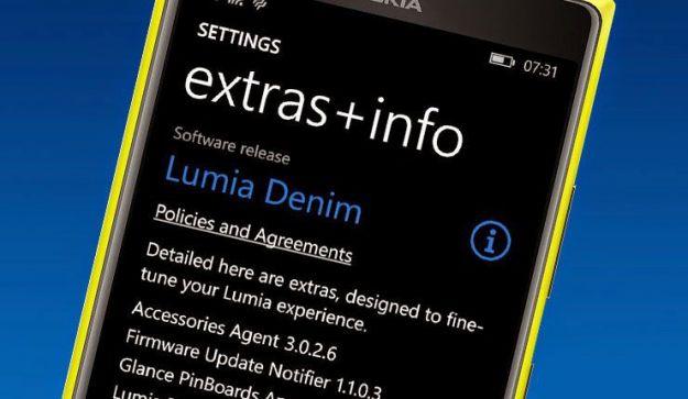 Lumia Denim uscita