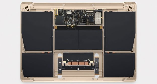 MacBook 12 scheda tecnica