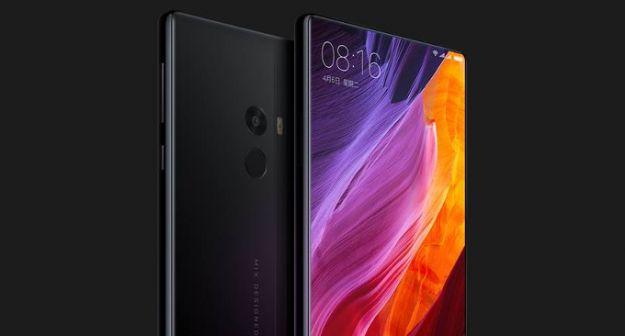 Xiaomi Mi Mix: lo smartphone senza bordi