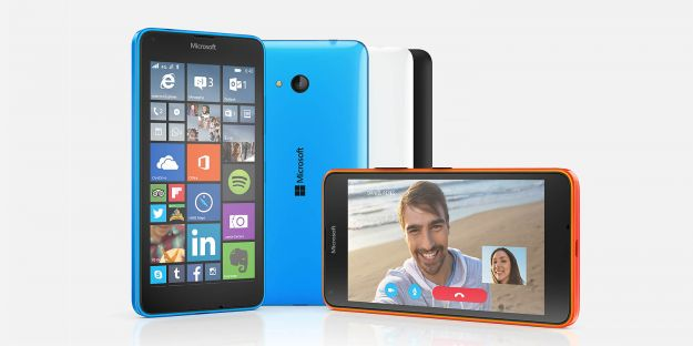 Microsoft Lumia 640, schermo HD e Windows Phone 8.1 Update 2