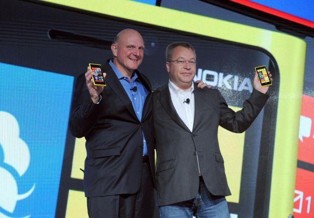 Microsoft compra smartphone e brevetti Nokia, Elop al posto di Ballmer?