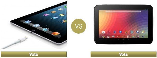 Migliori tablet: vota tra Android e iPad