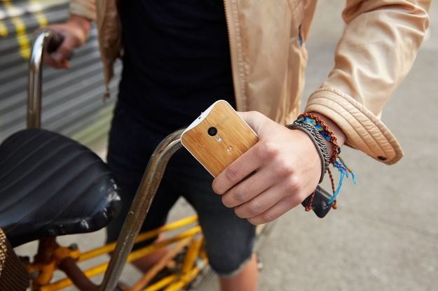 Motorola Moto x Legno