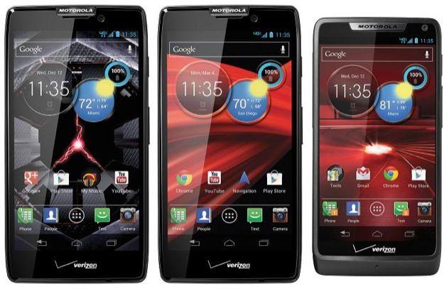 Motorola DROID RAZR MAXX HD, HD e M, presentata la nuova generazione [VIDEO]