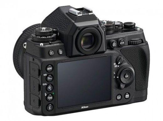 Nikon DF retro
