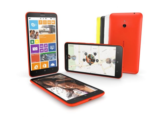Nokia Lumia 1320 smartphone Windows Phone