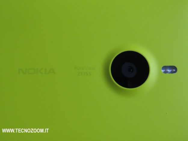 Nokia Lumia 1520 fotocamera