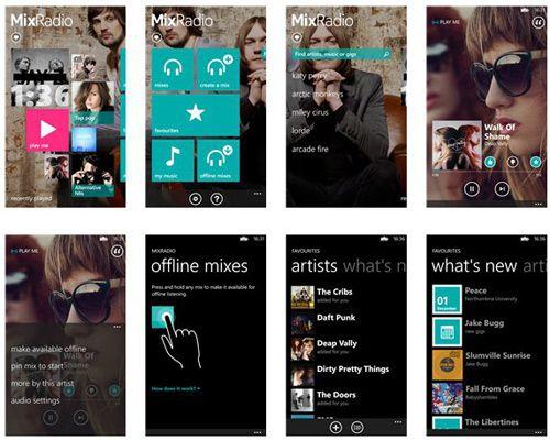 Il Nokia Music Store comprende oltre 4 milioni di brani musicali