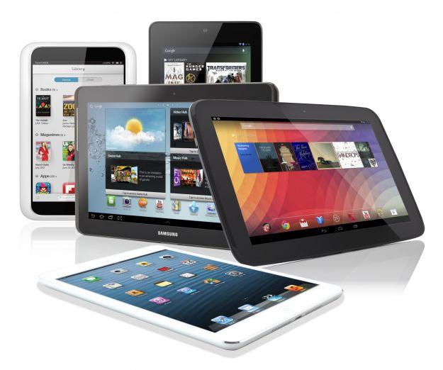 Quiz Tablet modelli