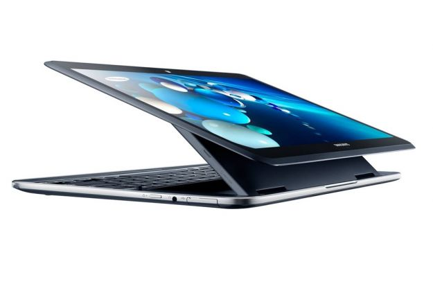 Samsung ATIV Q design