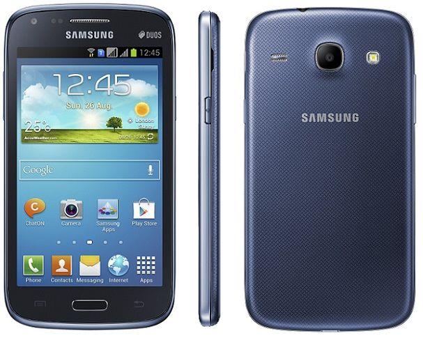 Samsung Galaxy Core: caratteristiche tecniche
