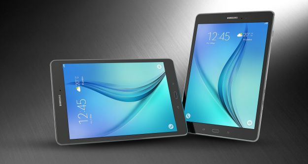 Samsung Galaxy Tab A, tre tablet Android da 299 euro
