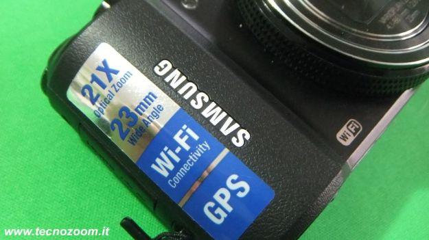 Samsung WB850F caratteristiche