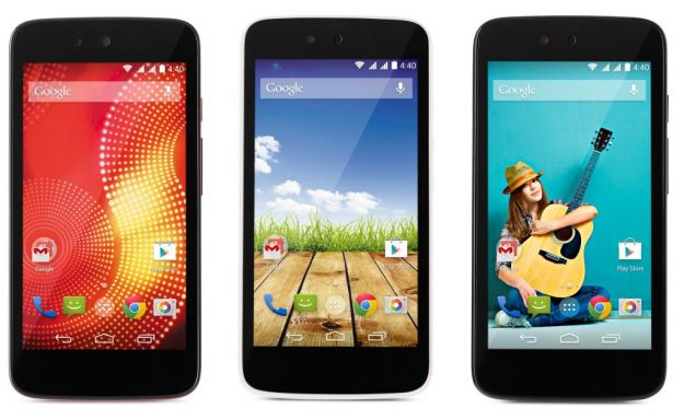 Smartphone Android One prezzo in Italia