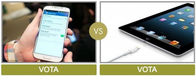 Smartphone o tablet