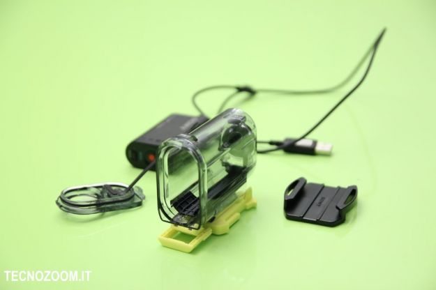 Sony AS15: prova della micro actioncam Full HD [FOTO e VIDEO]