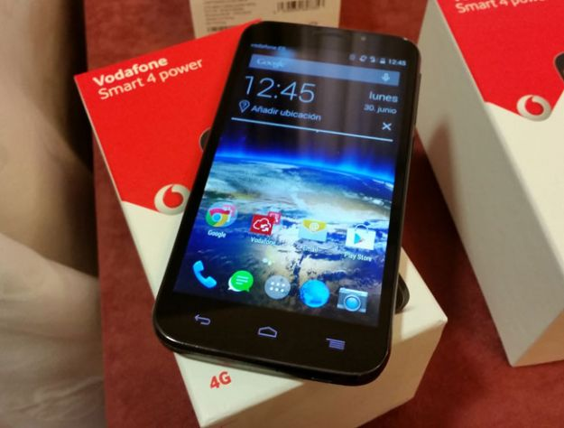 Vodafone Smart 4G Turbo prezzo