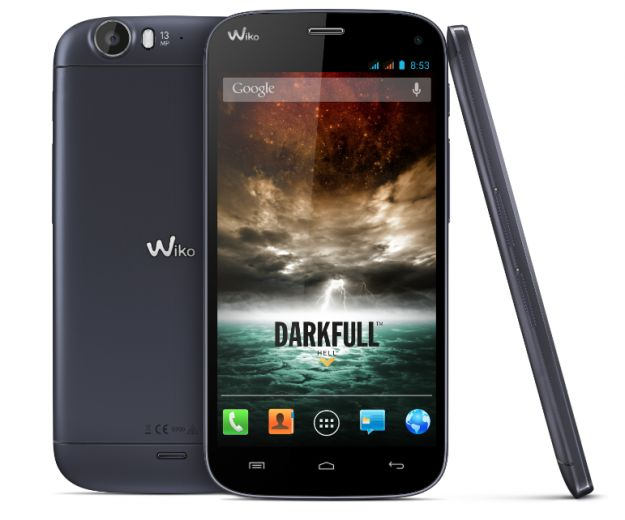 Wiko DARKFULL darkblue