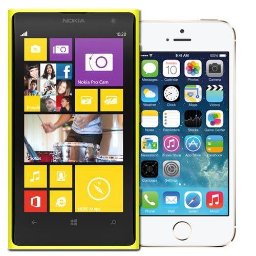 Windows Phone vs iPhone: Microsoft vince in Italia