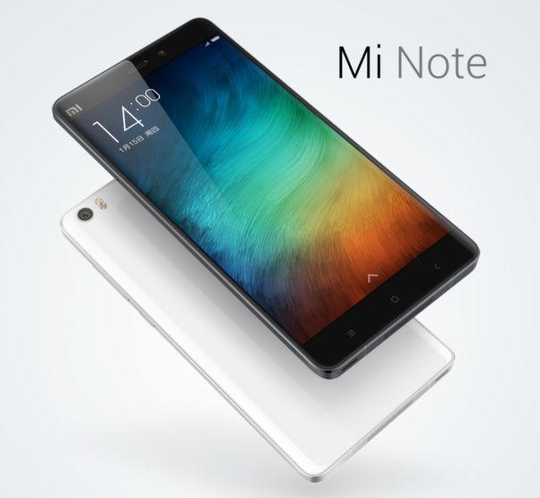 Xiaomi Mi Note Pro, phablet di fascia alta da 5,7″ con processore octa-core