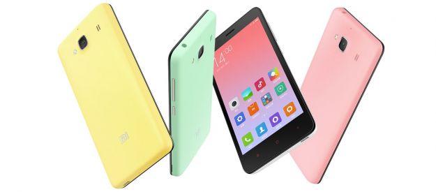 Xiaomi RedMi 2A prezzo
