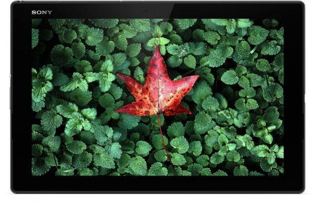 Sony Xperia Z4 Tablet: schermo Quad-HD e batteria da 6.000 mAh