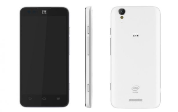 ZTE Geek: phablet con processore Intel a 32nm
