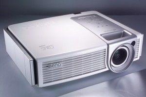 Videoproiettori: BenQ MP721 e MP271C