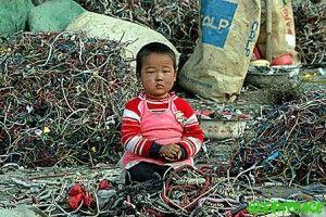 Rifiuti elettronici: è allarme in Cina