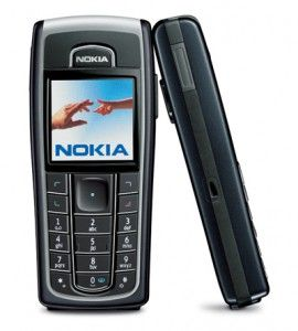 Nokia 6230: più di 30 milioni di pezzi venduti