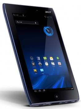 Acer Iconia Tab A100: in Italia da settembre a 299 euro