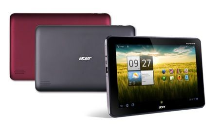 Acer Iconia Tab A200, in arrivo il nuovo tablet con chip Tegra 2