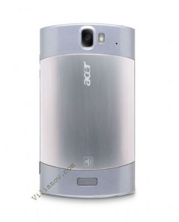 Acer Liquid Metal: smartphone Android con display multi-touch