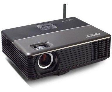 Acer P5260i: il primo proiettore wireless
