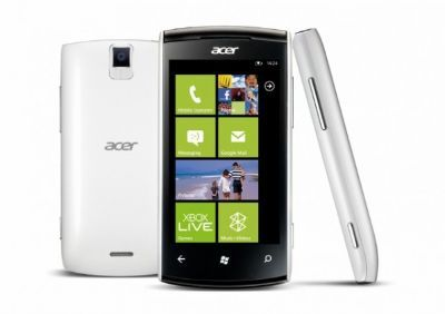 Acer W4 Allegro, in arrivo a novembre con Windows Phone 7.5 Mango