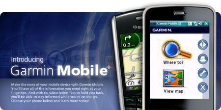 Aggiornamento gratis di Garmin Mobile XT 5