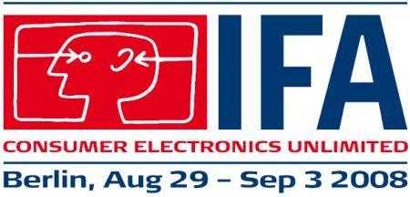 Ai nastri di partenza IFA 2008 per una settimana Berlino capitale dellelettronica