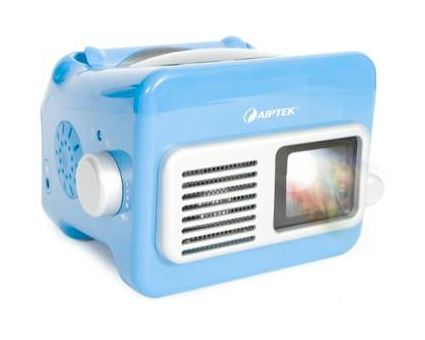 Aiptek Mobile Cinema DVD Projector: proiettore DVD come idea regalo