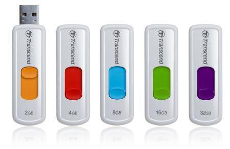 Transcend JetFlash 530: chiavette USB pratiche ed economiche per Natale